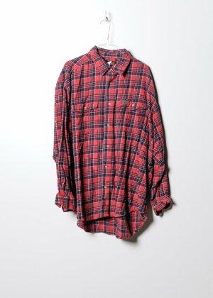 Wrangler Camicia a maniche lunghe rosso