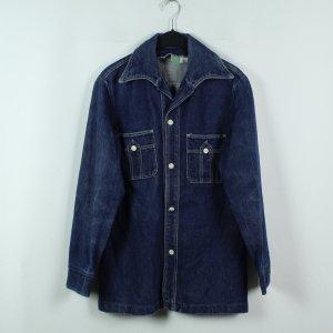 WRANGLER Vintage Jeansjacke Gr. L dunkelblau (20/02/297*)