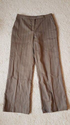 Wrap Jersey Pants grey brown