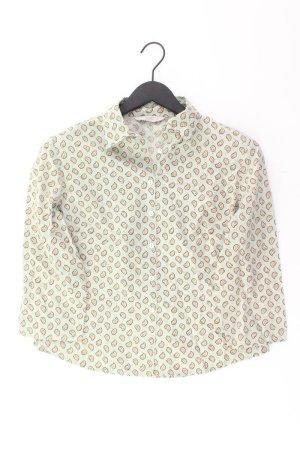Wrap Bluse mehrfarbig Größe 40