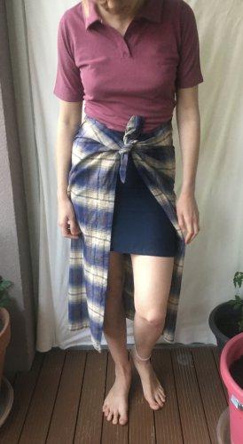 wrap over skirt meshit