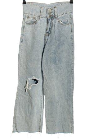 WRSTBHVR High Waist Jeans