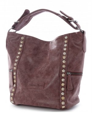 Fritzi aus preußen Shoulder Bag bordeaux