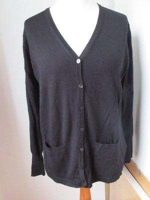 Calida Cardigan in maglia nero