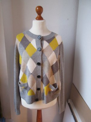 Ambiente Knitted Cardigan multicolored new wool