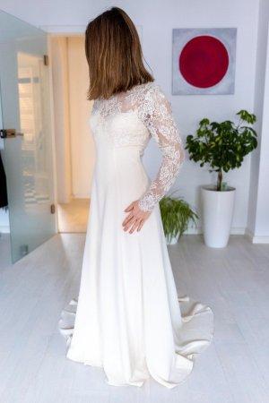 Wunderbares Brautkleid von Atelier Aimée