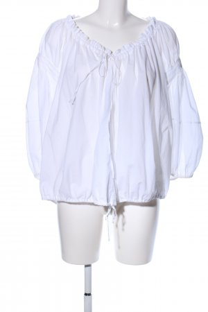Wunderkind Oversized Blouse white casual look