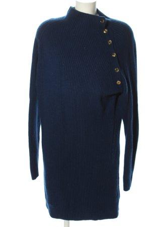 Wunderkind Pulloverkleid blau Casual-Look