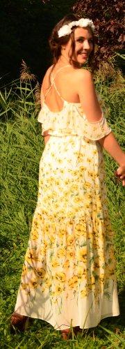 Wunderschöndes Sommerkleid, Zara, wie neu, Sonnenblumen, 34 36 38