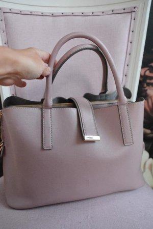 wunderschöne altrosa farbene Handtasche