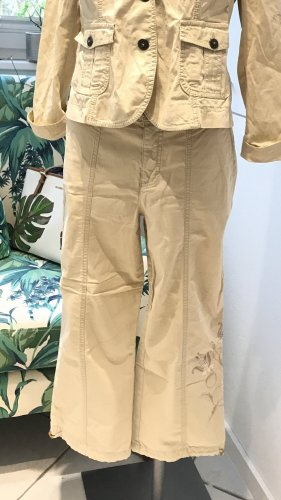 Ascari 3/4 Length Trousers multicolored cotton