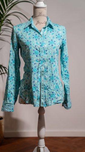 Clarina Long Sleeve Blouse light blue-blue