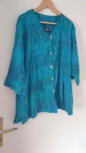 Unikat Blouse Shirt multicolored mixture fibre