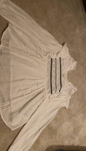 Wunderschöne Bluse mit Spitze H&M