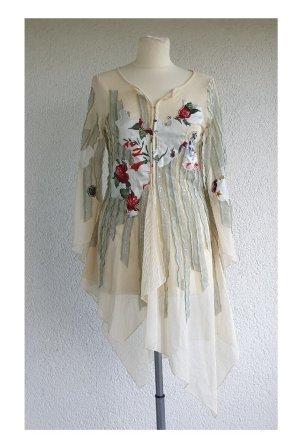 Wunderschöne Bluse Tunika von Kriss in Größe M