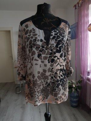 Liberty Camicetta a blusa nero-color oro rosa