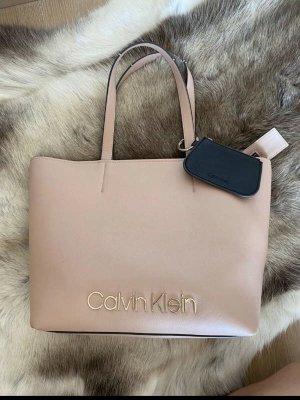 Calvin Klein Sac à main vieux rose-rosé