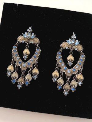 Wunderschöne Chandelier Kristall-Ohrringe von AGATHA PARIS (Modeschmuck)