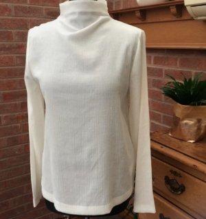 Wunderschöne classische SAMSOE SAMSOE Bluse, clear creme weiss in Größe XS/S NEU