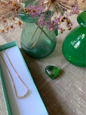 Pierre Lang Naszyjnik biały-w kolorze różowego złota