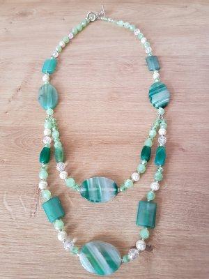 wunderschöne (Doppel)-Halskette