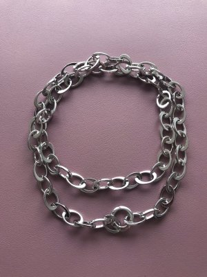 Pierre Lang Link Chain silver-colored metal