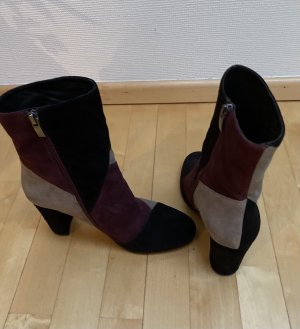Bruno Premi Zipper Booties multicolored