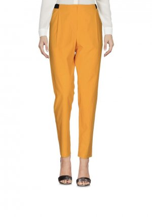 Momoni Peg Top Trousers light orange