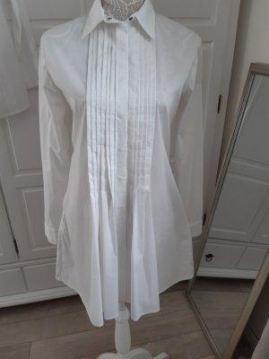 Margittes Camicetta lunga bianco