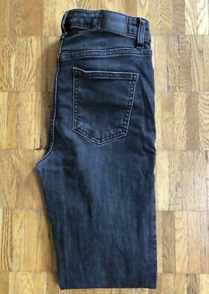 Wunderschöne graue BDG Jeans in Größe 26