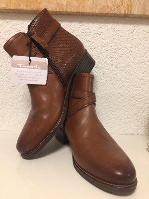 Tamaris Stivaletto buskin marrone