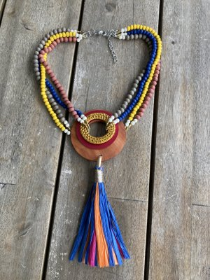 Wunderschöne Halskette Statement Kette Statementkette Heine NP 39,95€ wunderschöne Halskette neu Heine Versand