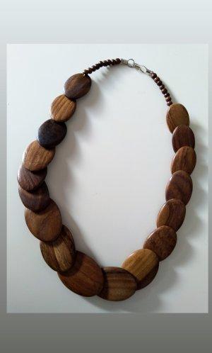 Statement Necklace brown