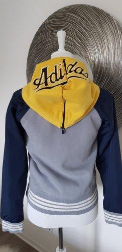 Adidas Sportjack veelkleurig Katoen
