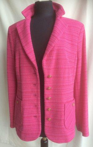 ae elegance Klassischer Blazer rouge-rose coton