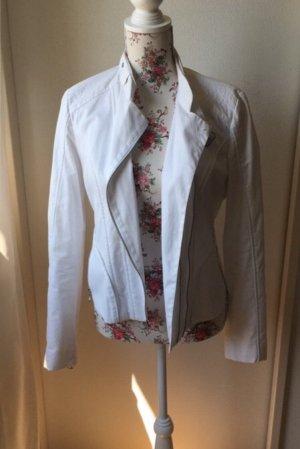 Armani Exchange Between-Seasons Jacket white-silver-colored