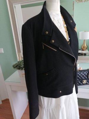 Alain Manoukian Short Jacket black wool