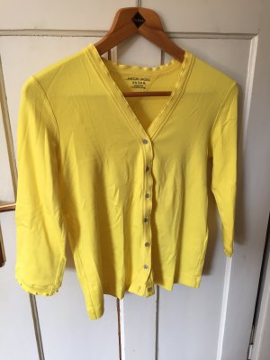 Marc Cain Veste chemise jaune