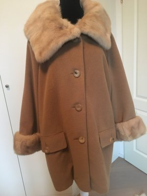 Sonanini Fur Jacket camel