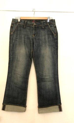 Wunderschöne Jeans 7/8 Jeans von Blue Cult, Gr.26, Neuwertig