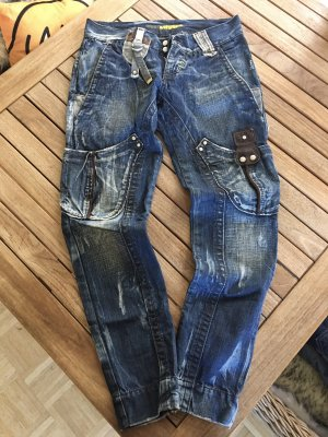 Miss Sixty Biker Jeans multicolored