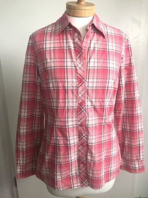 s.Oliver Checked Blouse multicolored cotton