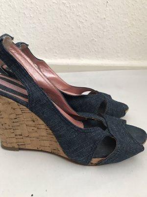 Wunderschöne Keilabsatz Schuhe zu verkaufen
