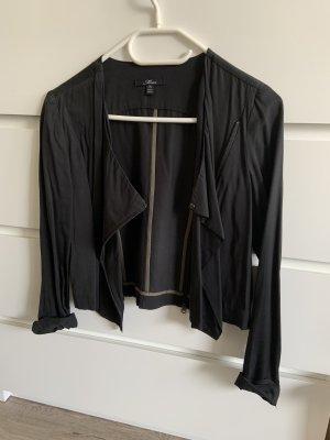 Wunderschöne kurze Jacke von Mavi - anthrazit - Gr. 34/XS