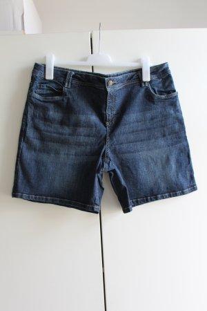 Yessica Denim Shorts multicolored