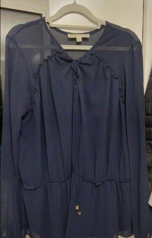 Michael Kors Bluzka z długim rękawem niebieski