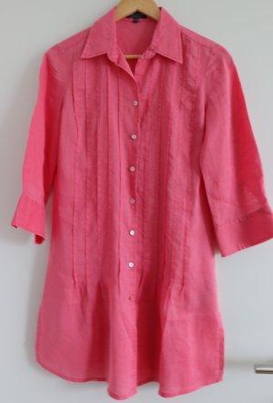 Franco Callegari Linen Blouse pink linen