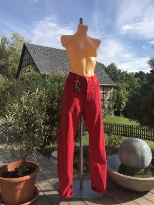 Wunderschöne leuchtend rote Jeans von Jet Set/ Blue System * Neu mit Etikett * Inch-Größe 36 * entspricht ca. einer 46/48