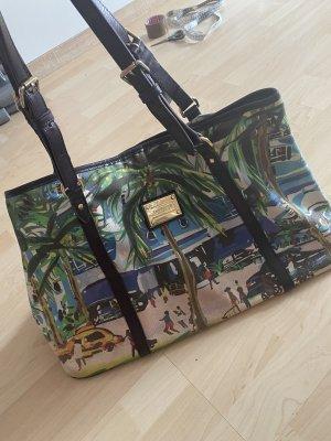 Wunderschöne Louis Vuitton ailleurs canvas tote große Tasche
