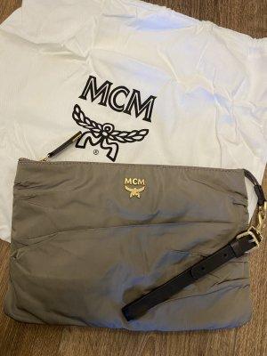 MCM Clutch grijs